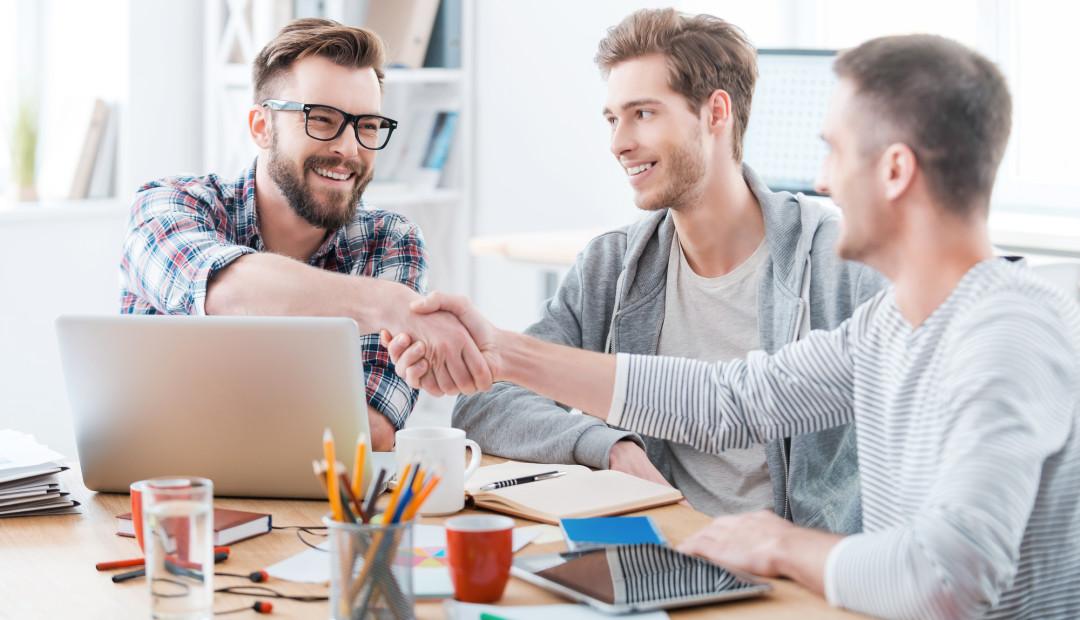 Fordeler med et kontorfellesskap