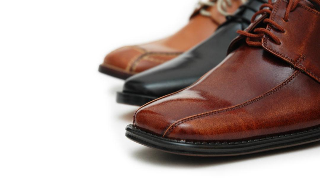Alletrenger sko i hverdagen