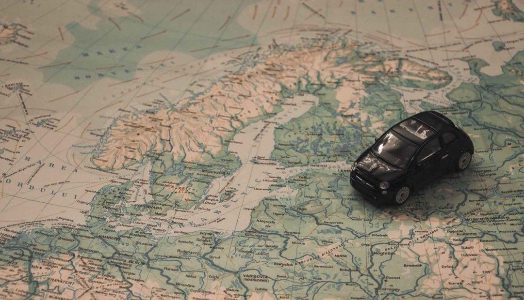 Tips til vakre bilturer i Norge