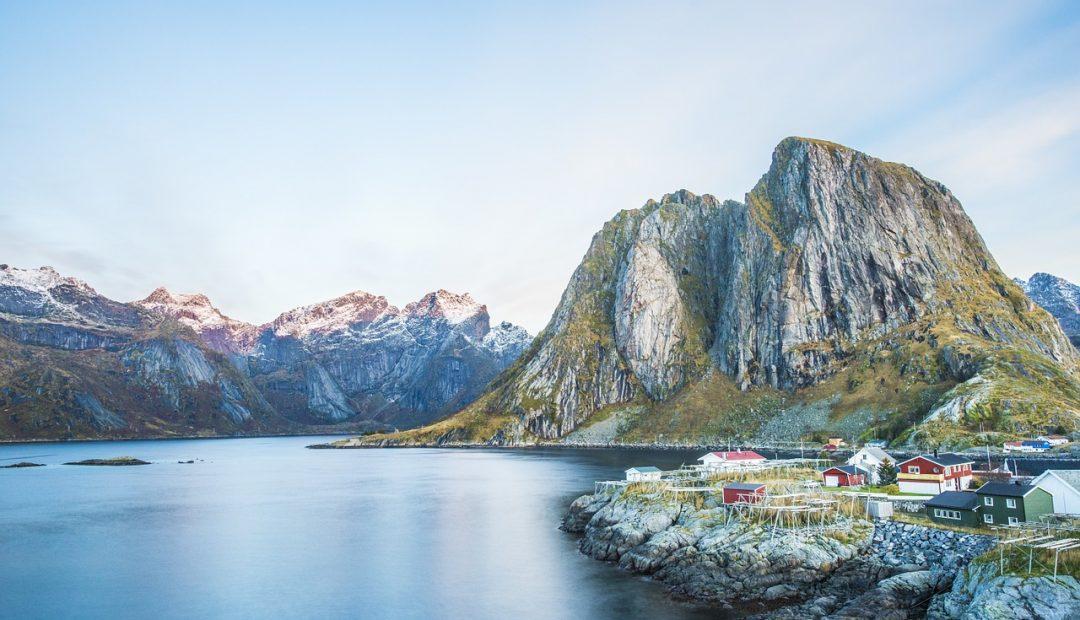 Bilferie i Nord Norge